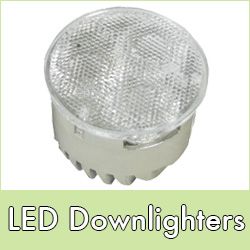 LED lights - RGB LED Lighting downlighters