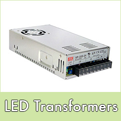Transformers for LED lights