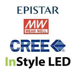 premium brands using InStyle LED strip lights