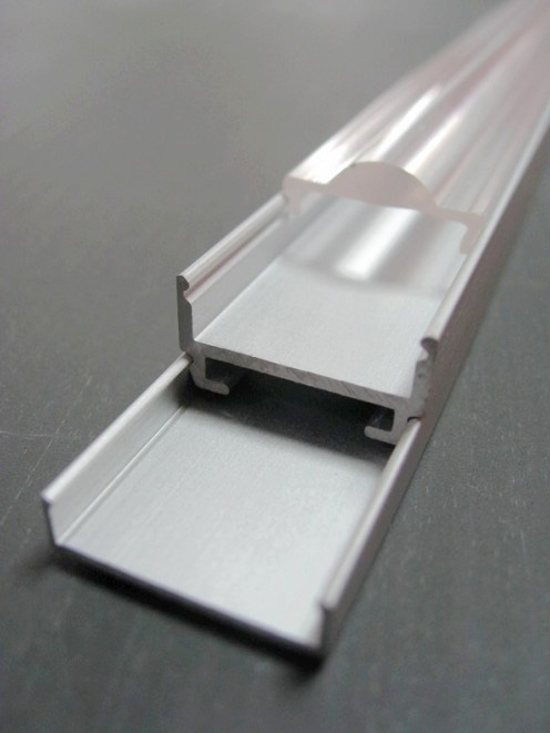 New Aluminium Strip Light Extrusions From Instyle Led
