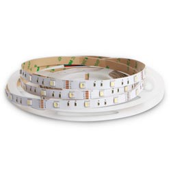 9.8w 12v RGBW LED strip lights