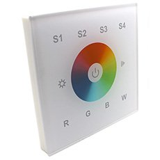 RGB Wireless Wall Controller for LED strip lights