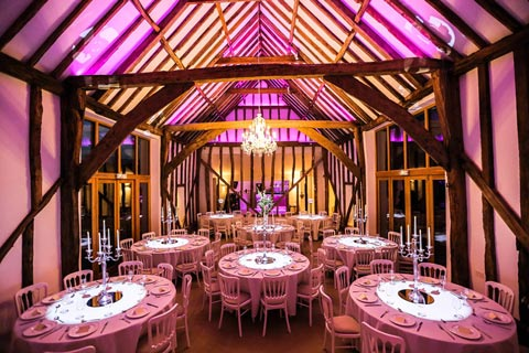 Luxury Barn Wedding Venue