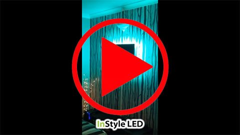 Colour TV LEDs