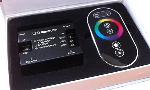 IR vs RF remotes to control LED Tape - InStyle LED