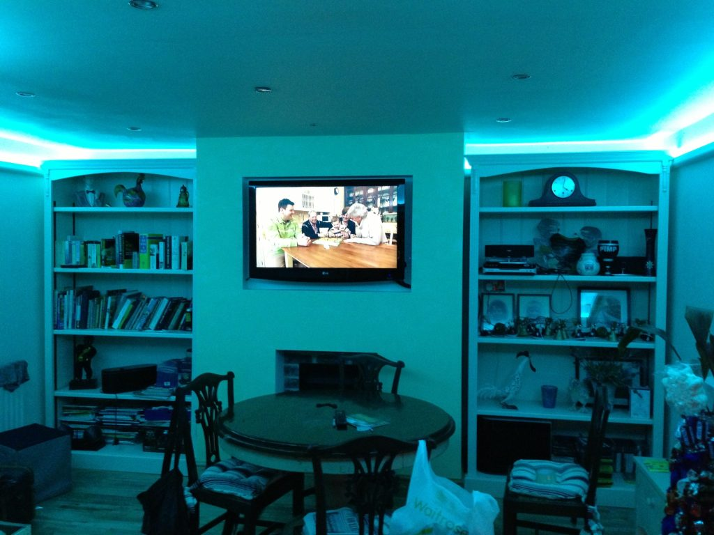 Ideas For Using Led Tape In Your Home