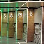 Samba Swirl Green