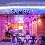 Samba Swirl, Camden - LED lighting