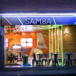 Nicolaudie programming for LEDs at Samba Swirl