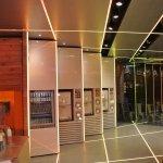 Samba Swirl machines - earth colour LED palette