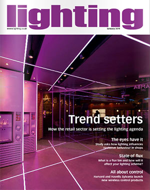 Instyle Led Design Featured On Lighting Industry Magazine