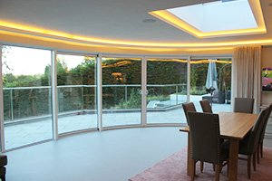 White LEDs & smart-home automation - residential renovation project