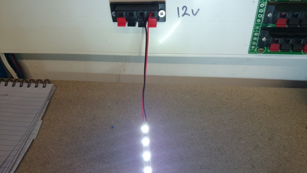 how to cut led strips