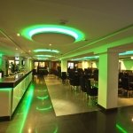 7.2 Watt 5050 SMD RGB LED Tape used in a restaurant