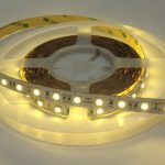 14.4 Watt 5050 SMD Warm white LED tape on a Reel
