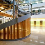 Marlow International staircase LEDs
