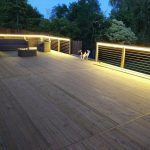 Decking LEDs and cute dog!!