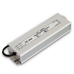 200-watt waterproof 12V / 24V LED strip transformer
