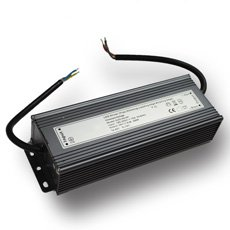 Dimmable 200w LED Transformer (water-resistant)