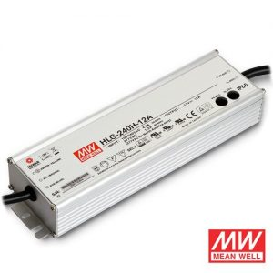 240 Watt Mean Well Transformer for LED Strip Lights