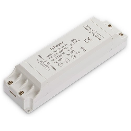 30-watt LED powers supply (for internal use)