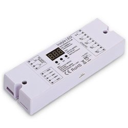 High power 4-channel DMX 512 receiver