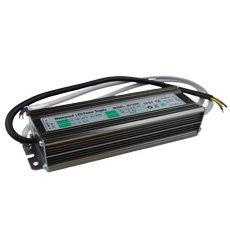 60-watt waterproof 12V / 24V LED strip transformer for LED strip lights