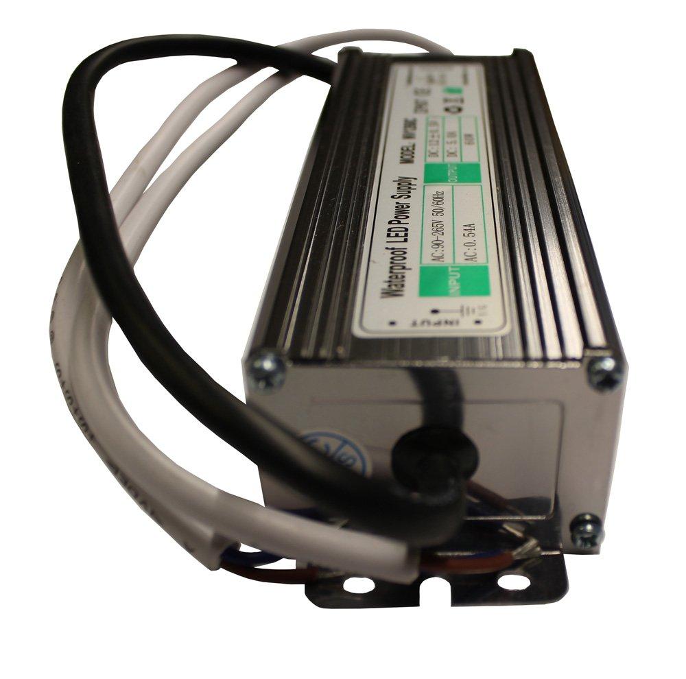 12v 24v 60 watt ip67 transformer for instyle led tape. Black Bedroom Furniture Sets. Home Design Ideas