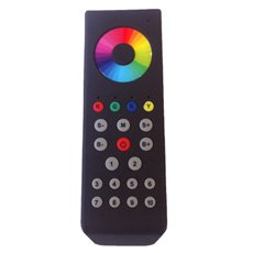 Multizone Remote Controller for LED Lighting