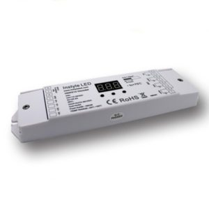 DMX decoder for LEDs