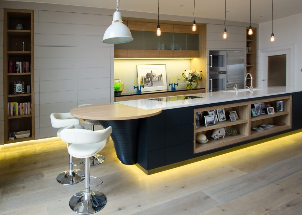 Under cabinet lighting the most popular use for kitchen led