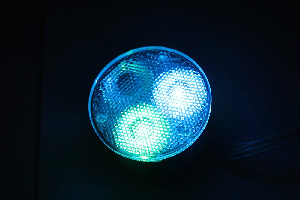rgb led downlight