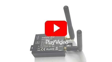 How to set up and use an LED wifi adaptor