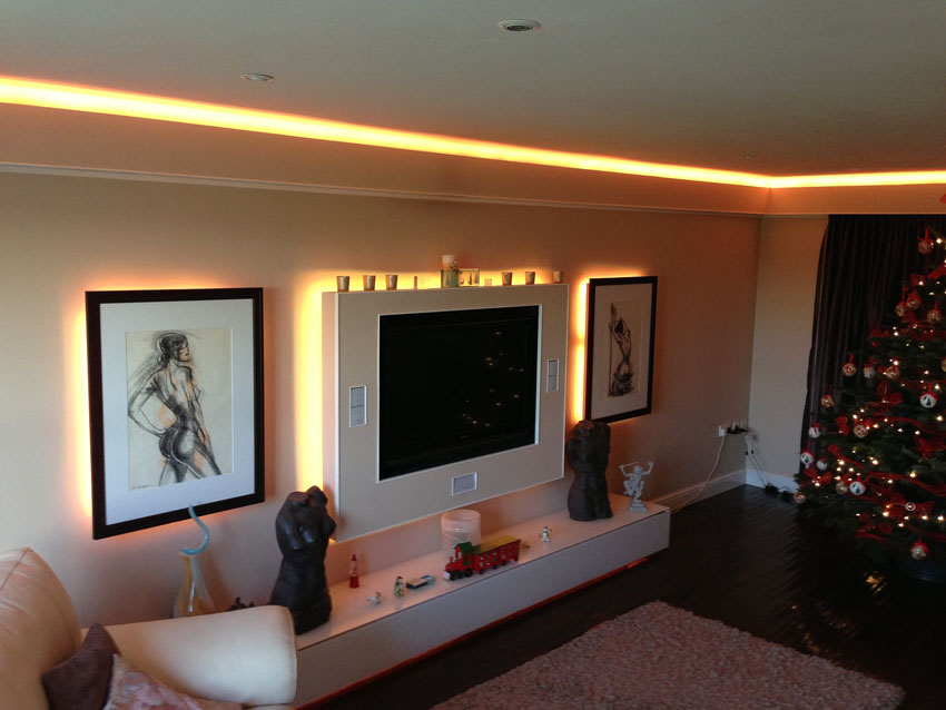 Marvelous How Bright Should My Led Tape Be Beutiful Home Inspiration Xortanetmahrainfo