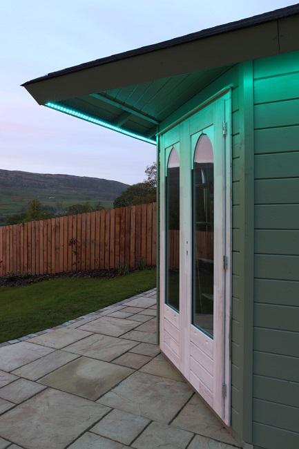 summer house lighting. Interesting House Summer Colours On A Night On House Lighting H