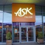 LED signage - ASK