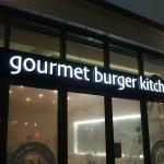 LED signage - Gourmet Burger Kitchen