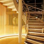 Marlow International reception area (staircase)