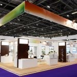 LED lighting for exhibitions
