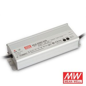 320 Watt Mean Well Transformer for LED Strip Lights