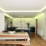 Multizone kitchen RGBW LEDs