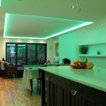 Leaf-green mix for RGBW kitchen LEDs