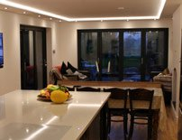 Residential LED Lighting – Kitchen Project