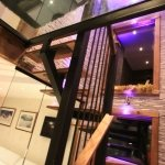 Chalet Prarion - staircase LEDs