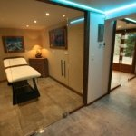 Chalet Prarion - treatments room #1