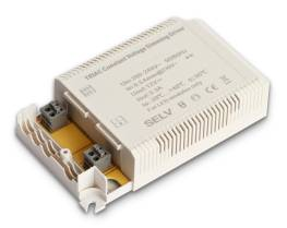 40 Watt Dimmable Transformer - open terminals for wiring