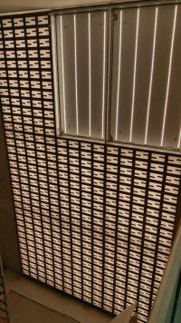 installing LED strips behind acrylic panels