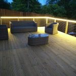 Decking and patios are more inviting with LEDs installed