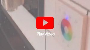 RGB kitchen lighting - video 1