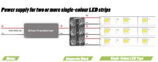 power-supply-for-two-or-more-single-colour-LED-str Raritan Power Strip Wiring Diagram on